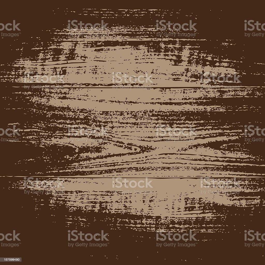Grungy Wood Texture Background royalty-free grungy wood texture background stock vector art & more images of backgrounds
