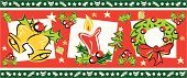 guarda navideña
