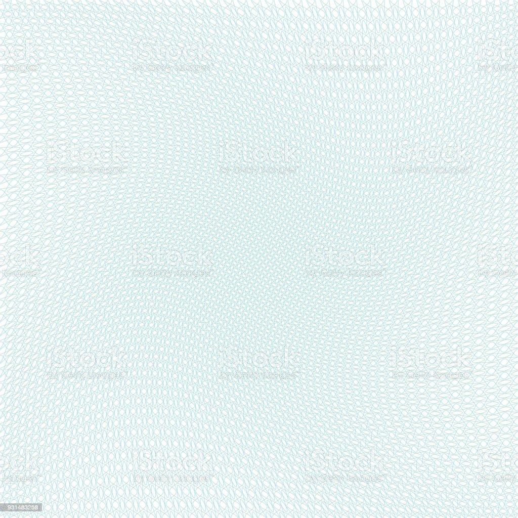Elementos de guilloche, grid. - ilustración de arte vectorial