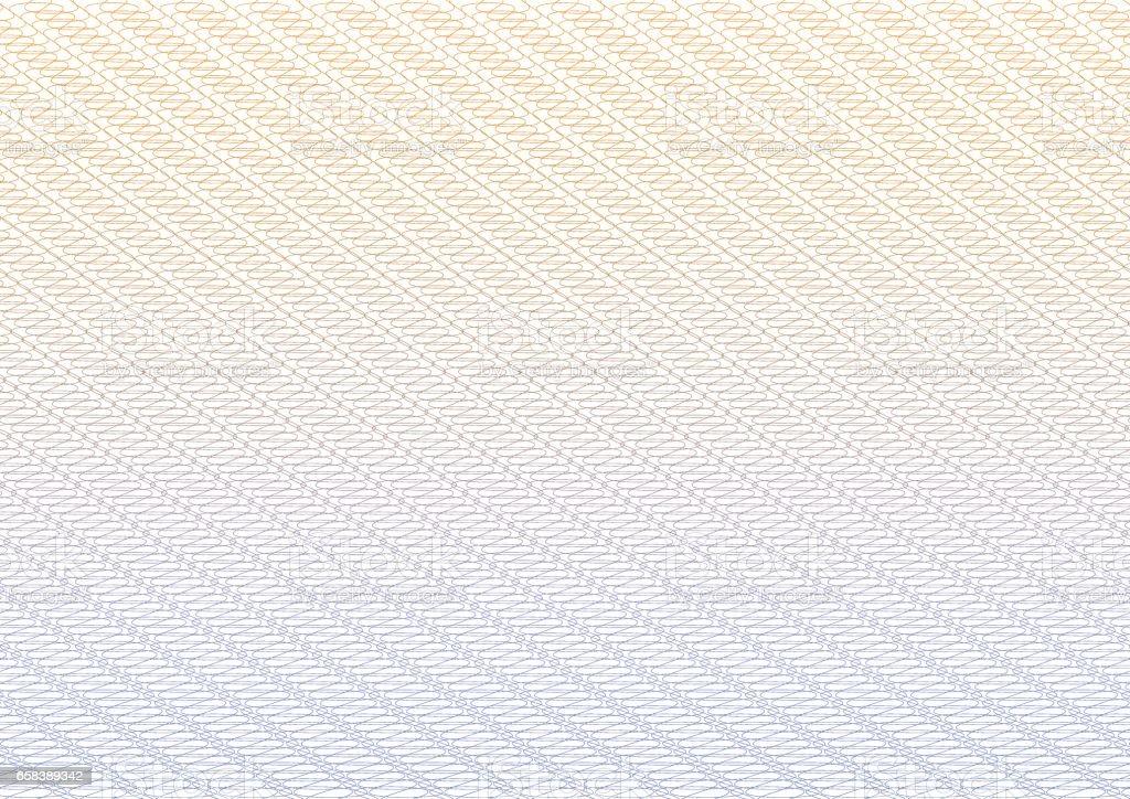 Guilloche vector background grid. vector art illustration