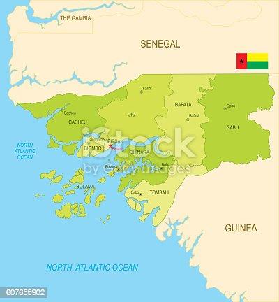 istock Guinea-Bissau 607655902