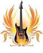 Guitar a phoenix