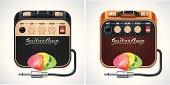 Guitar amplifier XXL icon