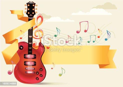 modern music design, vector artwork