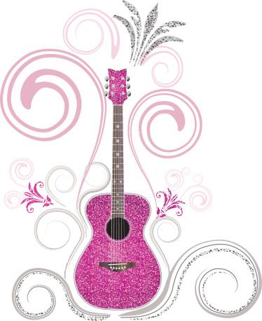 Guitar - rock Princess