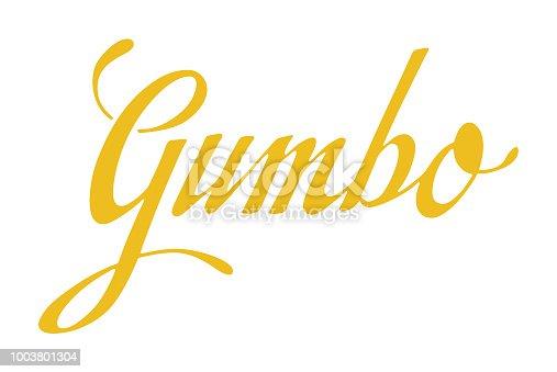 istock Gumbo 1003801304