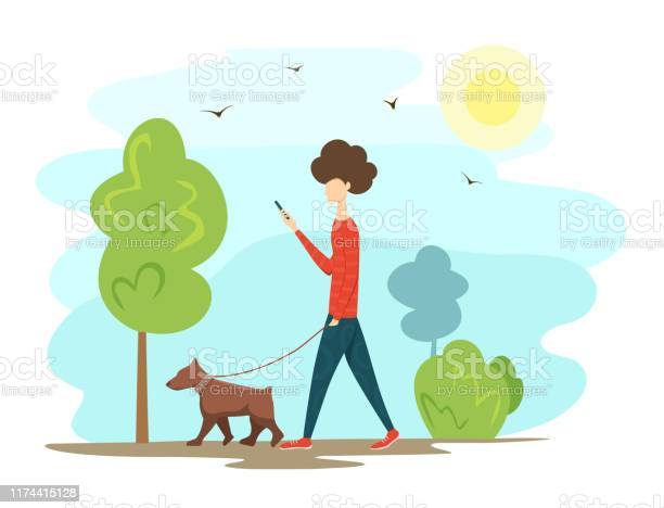 Guy with mobile phone and dog vector id1174415128?b=1&k=6&m=1174415128&s=612x612&h=8axommzgv1kmt2qhazb1vpie91foyaxwi25gpmdmhzw=