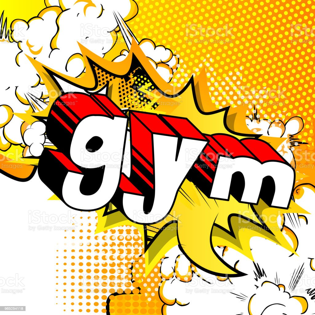 Gym royalty-free gym stock vector art & more images of abstract