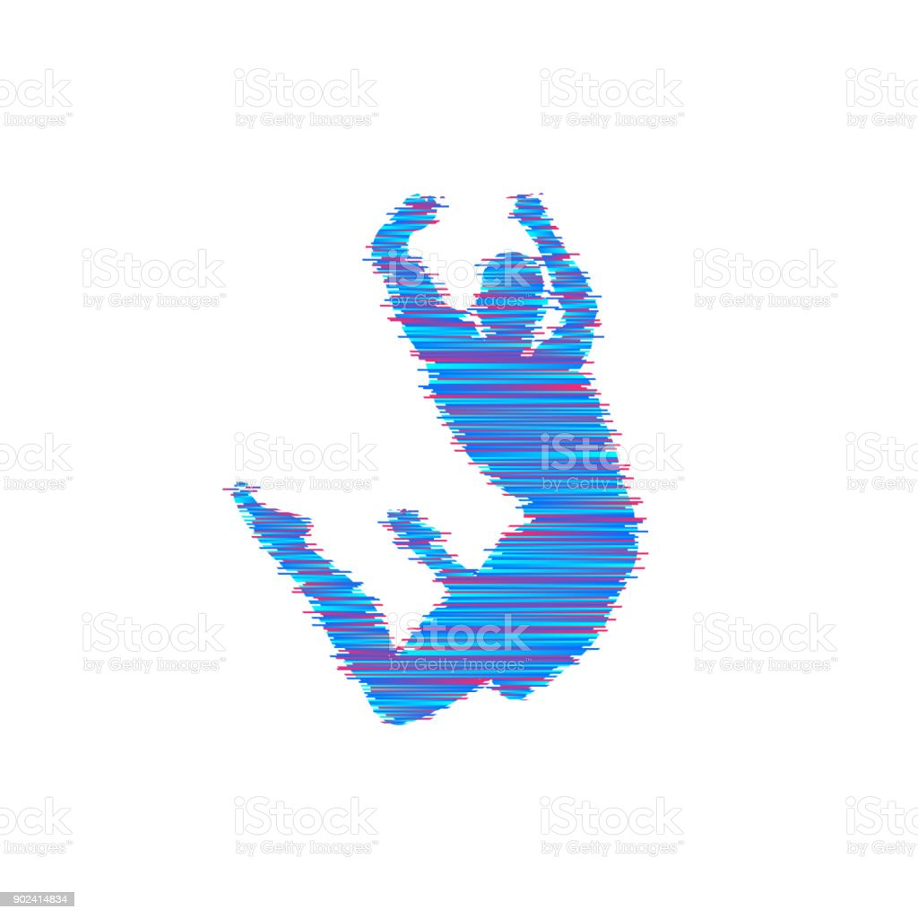 Gymnast Silhouette Of A Dancer Gymnastics Activities For Icon Health