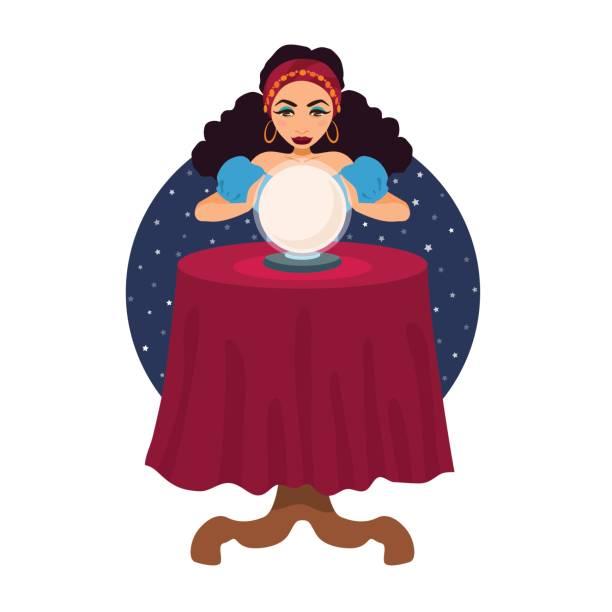 Image result for fortune teller clipart