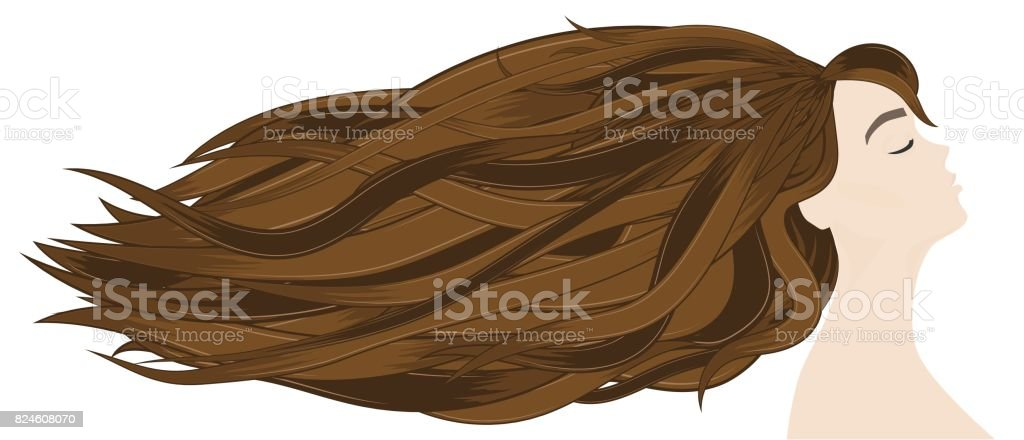 Hair Extensions In The Professional Salon Profile Of Beautiful