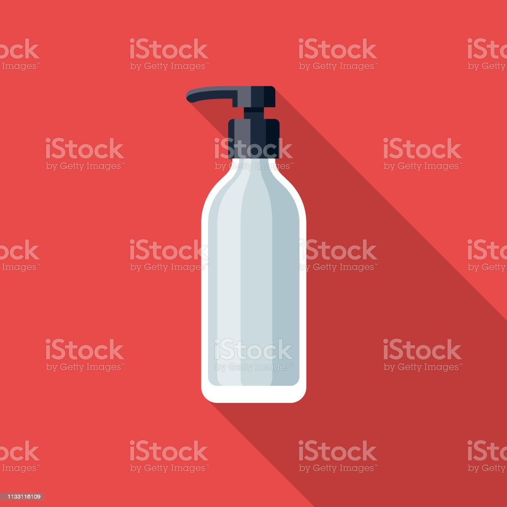 Hair Product Hairdressing Icon vector art illustration
