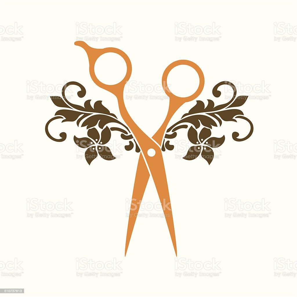 Logo de salon de coiffure cliparts vectoriels et plus d for Immagini vector