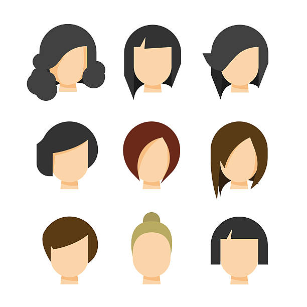 Best Wig Illustrations, Royalty-Free Vector Graphics ...