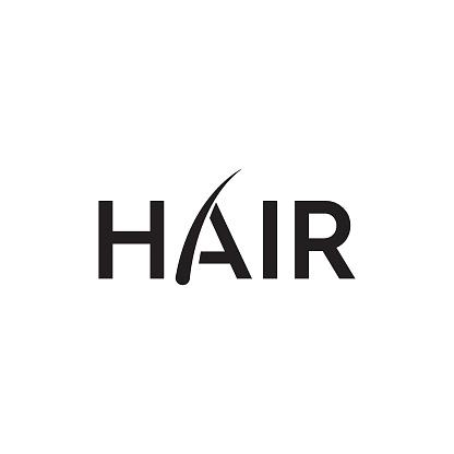 Hair transplantation logo