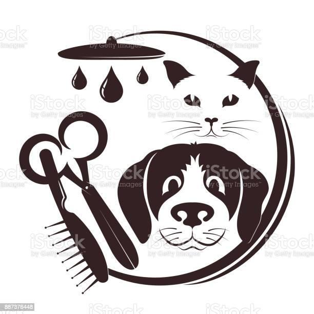 Hairdresser for pets vector id887376448?b=1&k=6&m=887376448&s=612x612&h=wyexrvindmmmysqttrndyukrw8bkgainp0ajvhflok4=