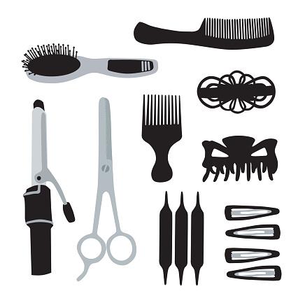 Hairdressing Series