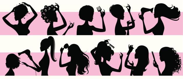 Hairstyling Girls