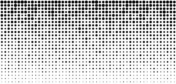 half tone dots background