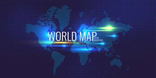 Royalty free china map world map news communication blue clip art china map world map news communication blue clip art vector images illustrations gumiabroncs Image collections