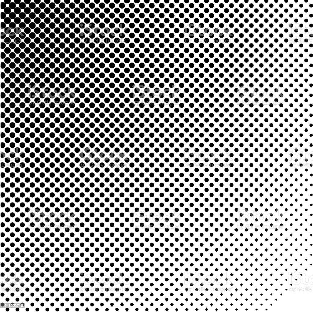 Halftone Design Elements Vector Halftone Gradient Dot