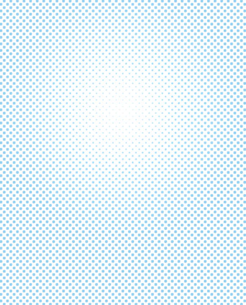 Halftone dot abstract background Halftone dot abstract background silk screen stock illustrations