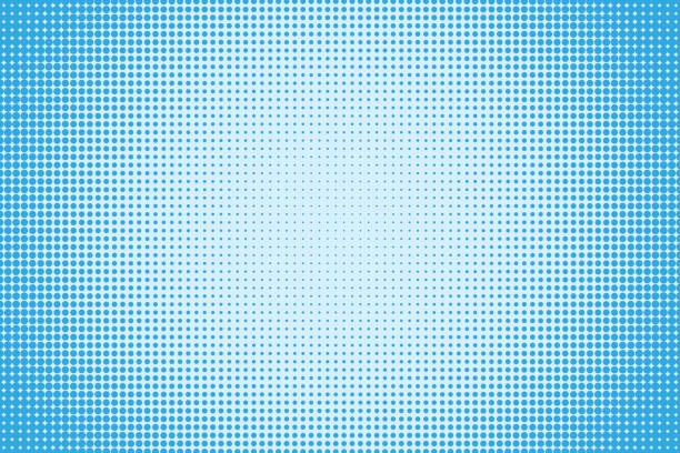 halftone dotted pattern - comic book stock illustrations, clip art, cartoons, & icons