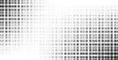 istock Halftone effect vector background 922890740