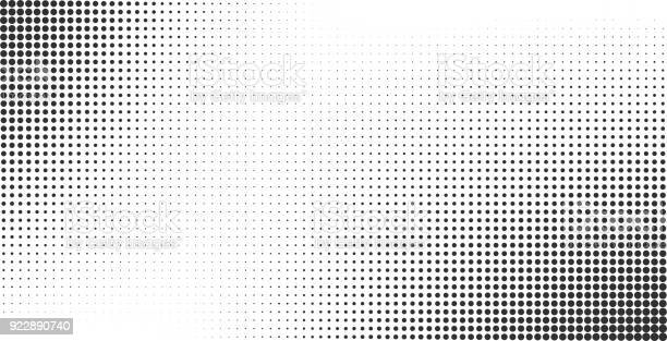 Halvton Effekt Vector Bakgrund-vektorgrafik och fler bilder på Abstrakt