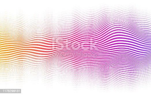 istock Halftone Gradient Background 1175299131
