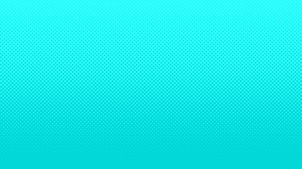 ハーフトーン グラデーション パターン ベクトル イラスト。青い点線ハーフトーン テクスチャです。 ベクターアートイラスト
