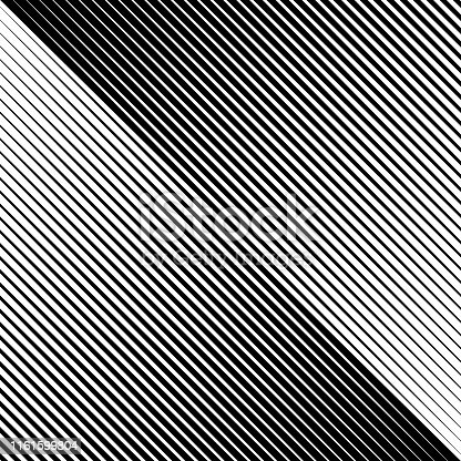 Halftone line oblique geometric pattern background illustration