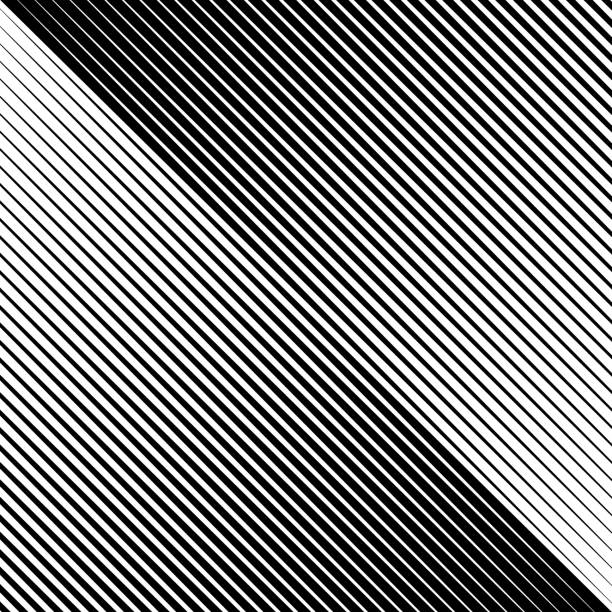 Halftone line oblique geometric pattern background Halftone line oblique geometric pattern background illustration narrow stock illustrations