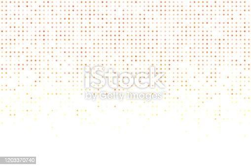 istock Halftone multicolor background 1203370740