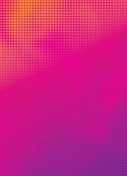 halftone pattern abstract background - morphing stock-grafiken, -clipart, -cartoons und -symbole