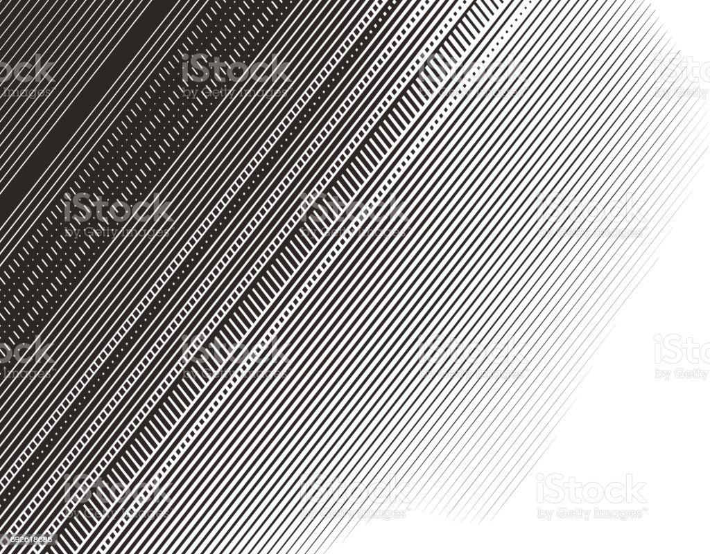 Halftone Pattern abstract background vector art illustration