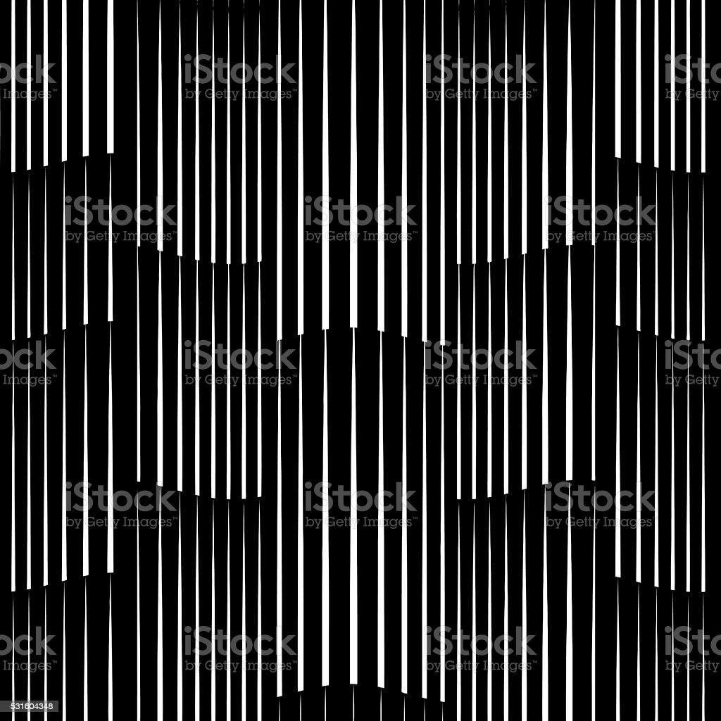 Halftone pattern background of angled lines vector art illustration