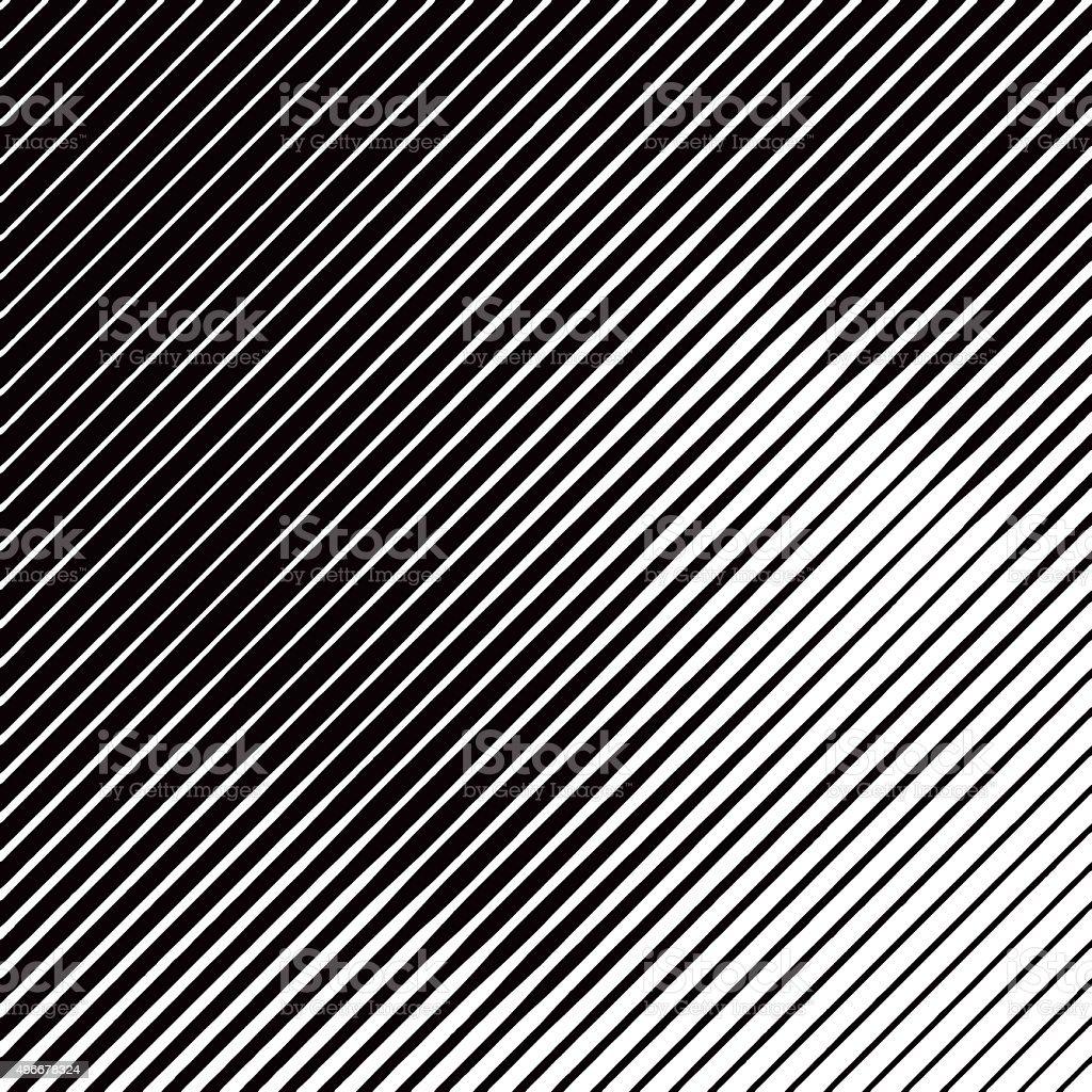 Halftone Pattern Gradient in Diamond Shape vector art illustration