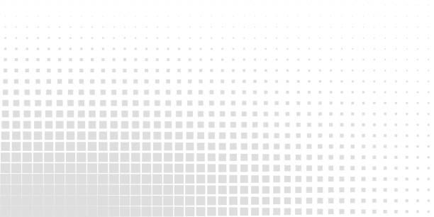 Halftone spotted background Halftone spotted background square shape stock illustrations