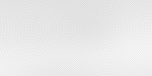halftone spotted background - design stock illustrations