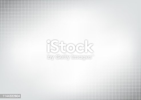Halftone vector Technology Background