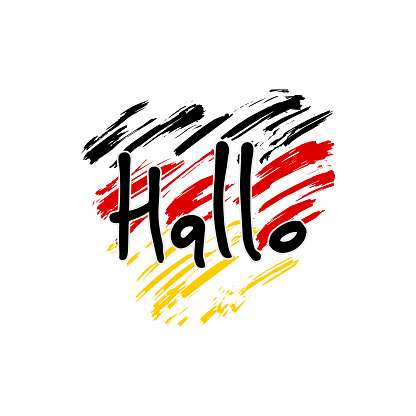Hi In German