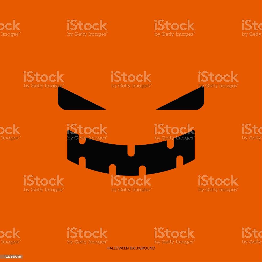 ハロウィン背景コンセプト オレンジ色の背景の壁紙ポスター広告販売バナーのウェブサイトのカボチャのような笑顔ゴースト お祝いのベクターアート素材や画像を多数ご用意 Istock