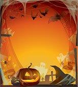 istock Halloween Background 472360735