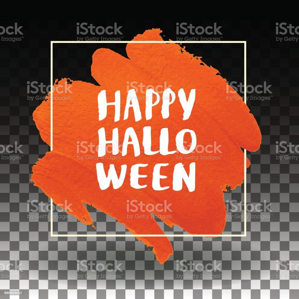 halloween background vector art illustration