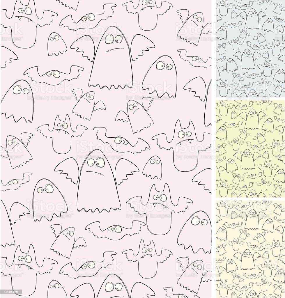 halloween-Hintergrund Lizenzfreies halloweenhintergrund stock vektor art und mehr bilder von bildhintergrund