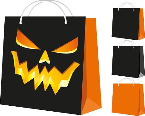 Halloween bags set, part 3