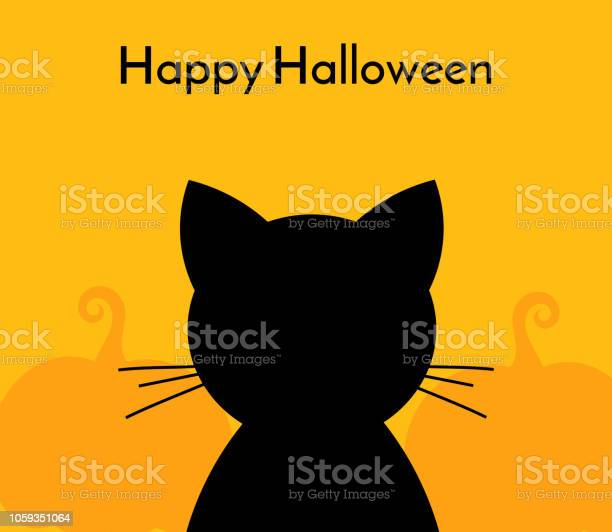 Halloween black cat on orange background vector id1059351064?b=1&k=6&m=1059351064&s=612x612&h=wrbxccpdb67xfgfxe9tzqxbrtfkqraqbqgufyc3savi=