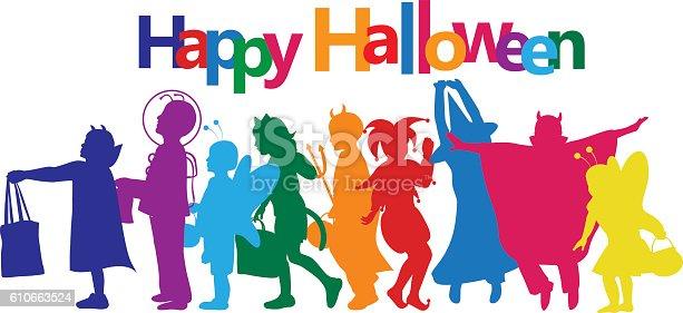 Halloween Bright Colors