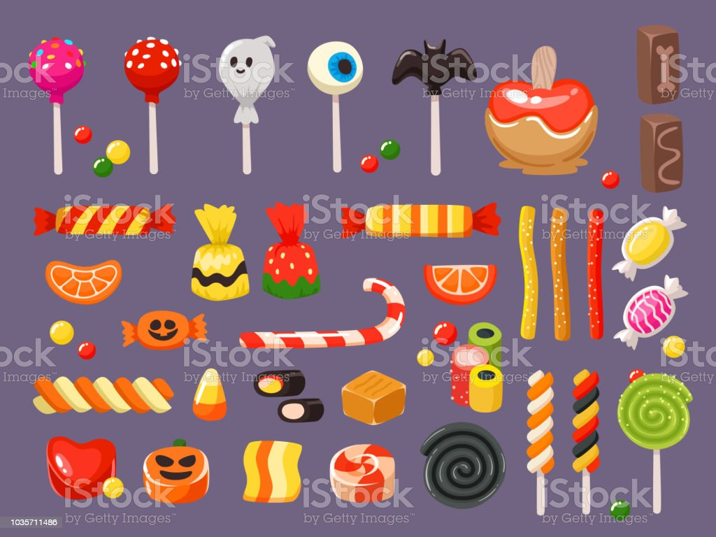 Halloween Snoep.Halloween Snoep Zoete Snoepjes Eng Vleermuis Lollipop En